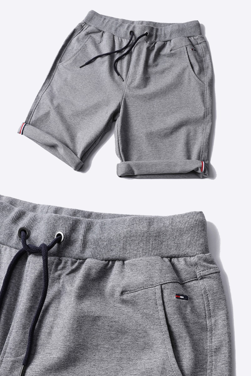 DENMAN BANDING STRING HALF PANTS-2COLOR수입한정제품