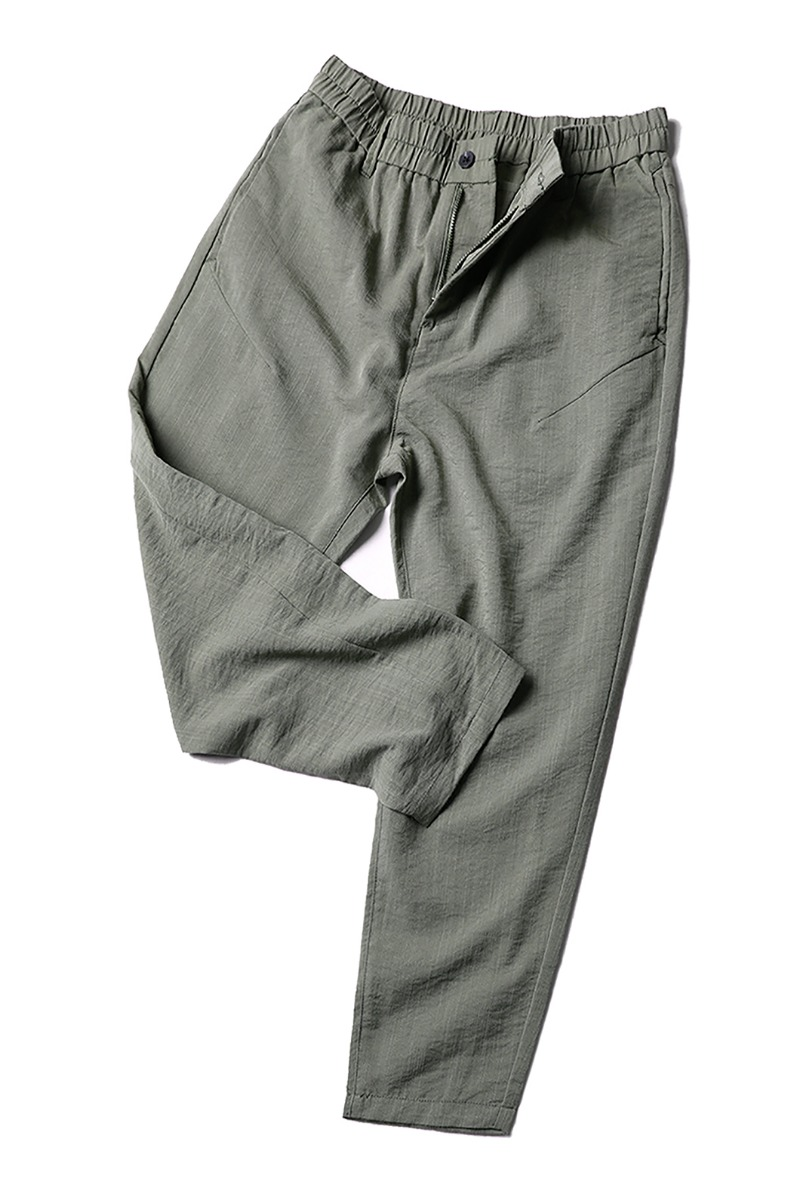CORBET BANDING PANTS-2COLOR수입한정제품