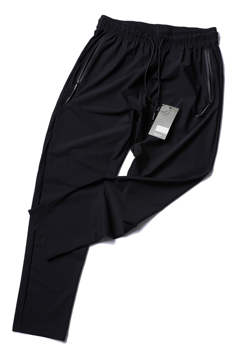 AQUES COOLING TRAINING PANTS-BLACK수입한정제품